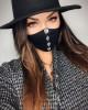 "Reusable Face Mask ""Fashionista"""
